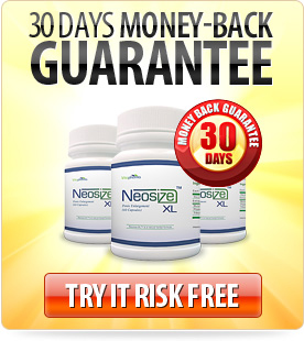 Neosize XL Money Back Guarrantee